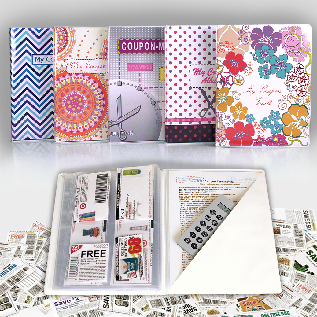Ultra Pro Coupon Binder And Portfolio Review Living Chic Mom