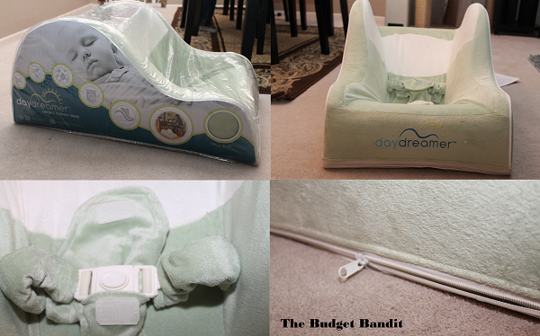Dex Daydreamer Infant Incline Napper Lounger Review
