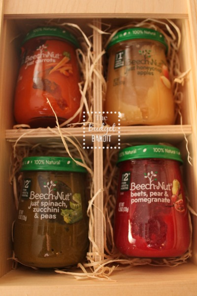 Beech-Nut 100% All Natural Baby Food #Review - Living Chic Mom
