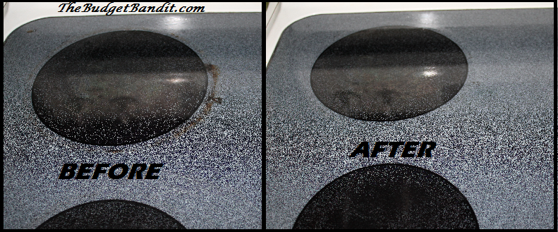 Ceramic Top Stoves Stove Top Before After