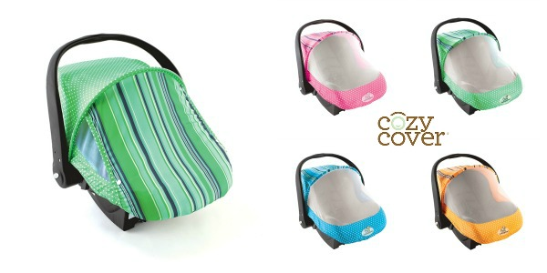 Cozy Cover Sun Bug Infant Car Seat Review