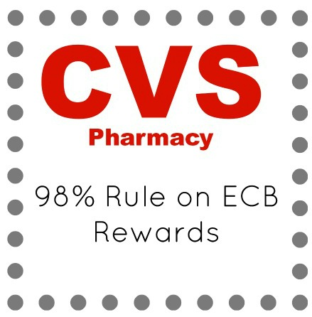 How To Extreme Coupon At Cvs And The 98 Rule Living Chic Mom