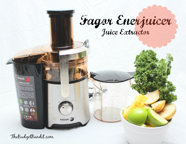 Fagor Enerjuicer Dual Speed Juicer Extractor Review And Juice Recipes Living Chic Mom