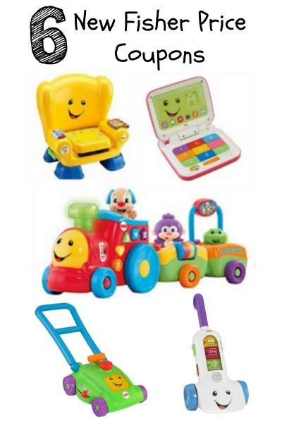 Discount coupons for fisher price toys
