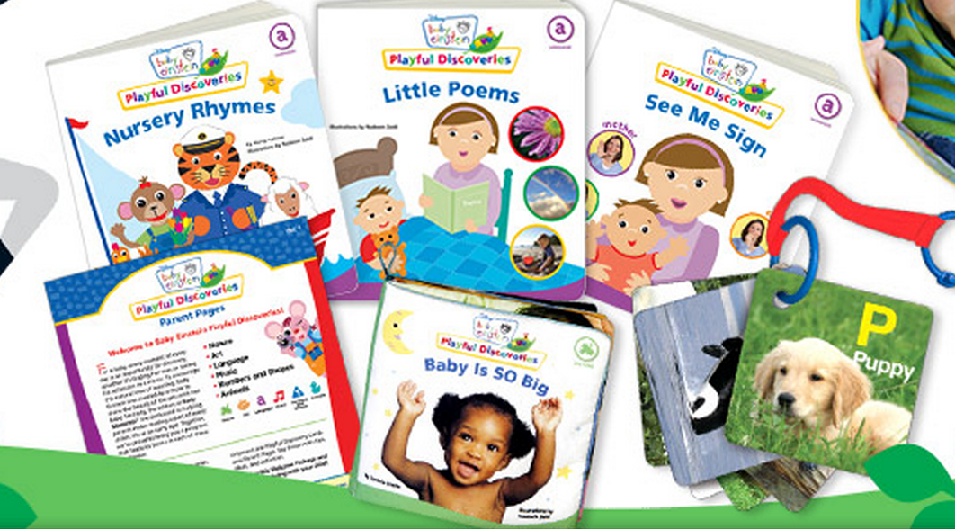 FREE Baby Einstein Books, toy and learning tools! - Living Chic Mom: livingchicmom.com/free-baby-einstein-books-toy-and-learning-tools
