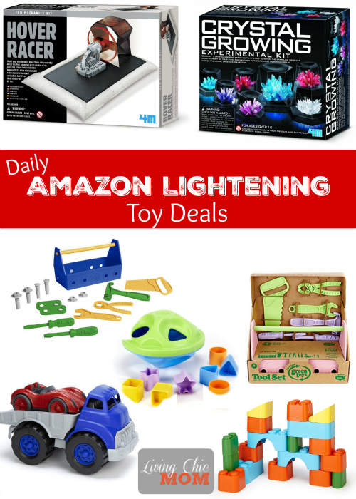 Amazon Lightening Deals