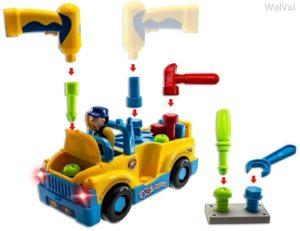 wolvo-truck